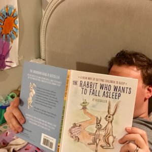 Short Report: A Review of The Rabbit Who Wants to Fall Asleep