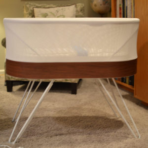 30-Day Trial: A Review of The Snoo – a $1,200 Robotic Bassinet