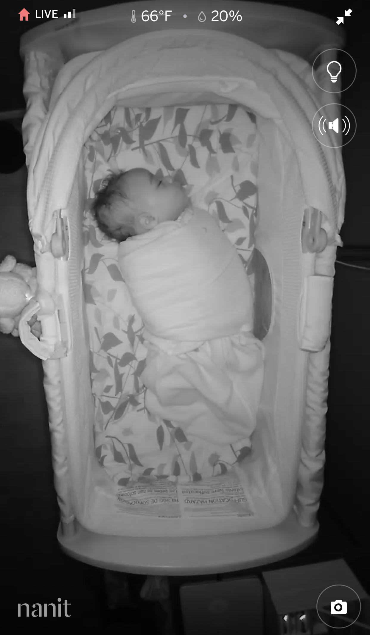 A Nanit review based on 100 days with the Nanit baby monitor