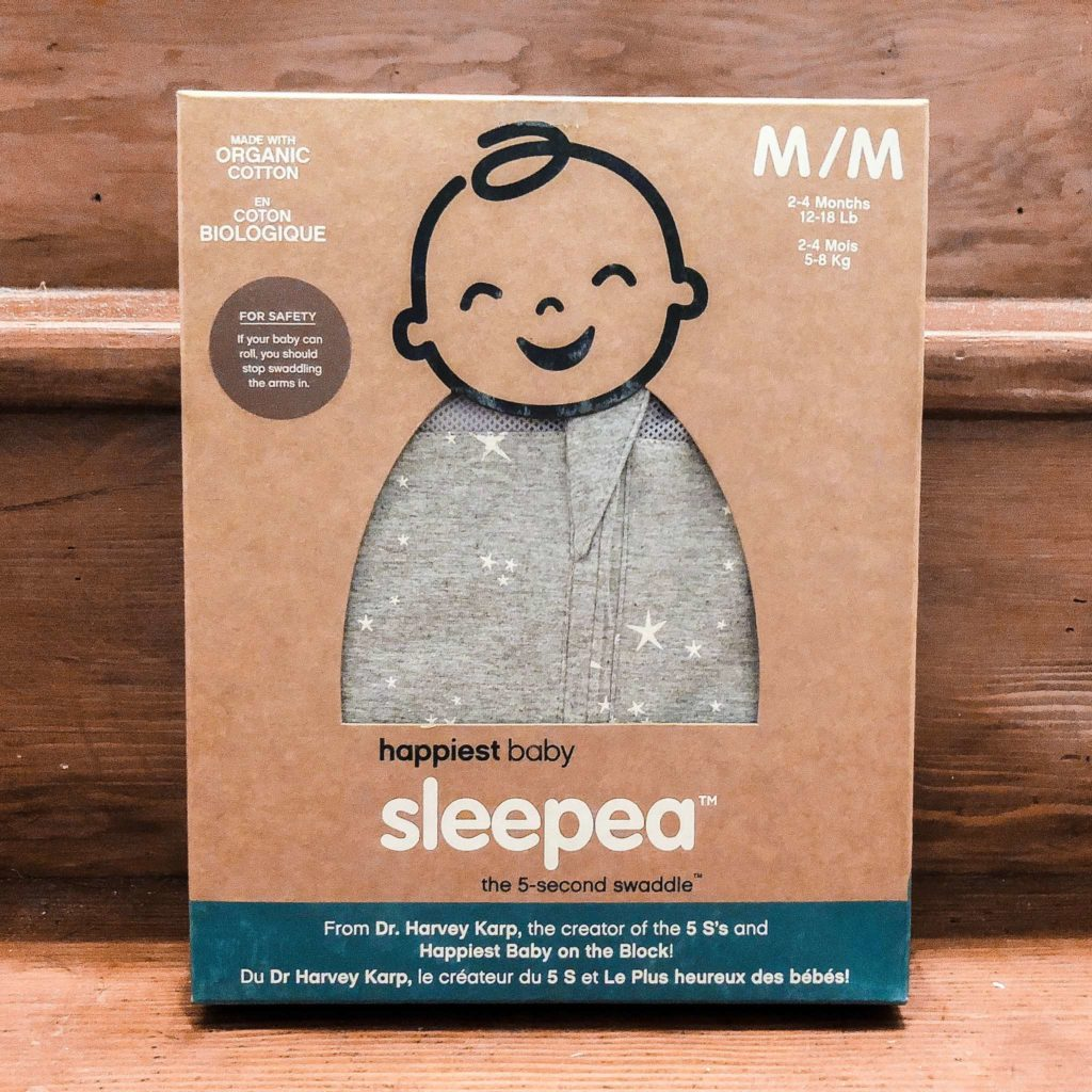 Sleepea from Happiest Baby in the box