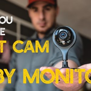 Can you use a Nest Cam as a baby monitor?