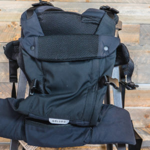 A Colugo baby carrier review