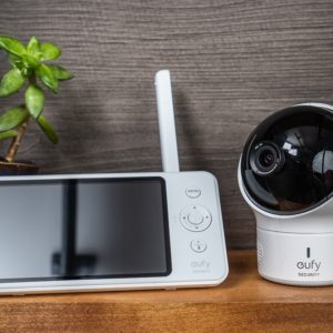 Eufy Spaceview baby monitor review